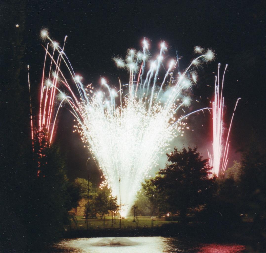 Chinesisches Feuerwerk