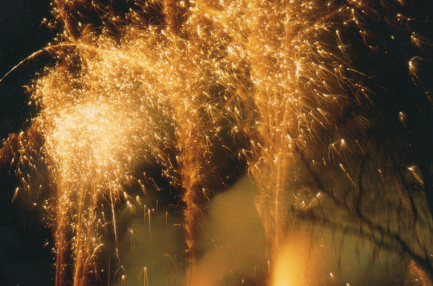 Party Feuerwerk
